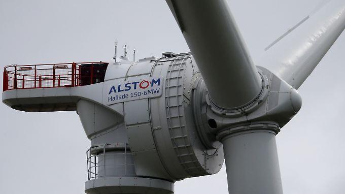 Hochspannung im Bieterkampf um Alstom: Die französische Regierung fordert von GE Nachbesserungen. Siemens denkt noch über ein Angebot nach.