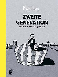 """""""Zweite Generation"""" ist bei Egmont Graphic Novel erschienen, 180 Seiten im Hardcover, 19,99 Euro."""