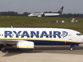 Billig-Flüge haben den Standort groß gemacht: Die fast vier Kilometer lange Piste in Hahn ist allerdings auch für Frachtflieger rund um die Uhr geöffnet.
