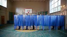 Abstimmungen im Osten der Ukraine: Die besonders transparente Wahl