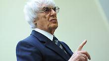 Prozess gegen Ecclestone: Gribkowsky plaudert pikante Details aus