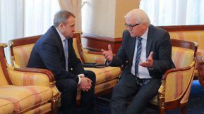Odessa als Vorbild für Dialog: Steinmeier will Brücken zur Ostukraine schlagen