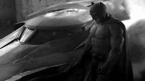 Promi-News des Tages: Erstes Batman-Bild von Ben Affleck aufgetaucht