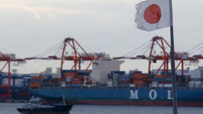 Starker Jahresauftakt: Japans Wirtschaft wächst kräftig.