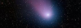 Bilderserie: Asteroiden, Meteoriten und Kometen