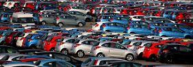 Deutschland tanzt aus der Reihe: Europas Automarkt schleicht aus der Krise