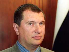 Rosneft-Chef Igor Setschin