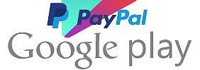 Bezahlen ohne Karte: Google akzeptiert jetzt PayPal
