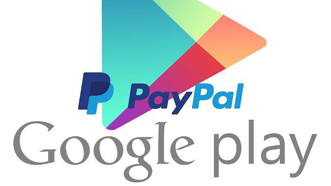 Im Google Play Store kann man jetzt auch mit PayPal bezahlen.