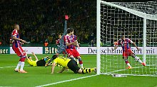 Nach Eklat um geklauten BVB-Treffer: Torlinientechnik debütiert im Pokalfinale