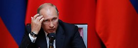 US-Botschaft meldet sich: Dax-Vorstände bleiben Putin fern