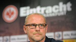 Überraschung in Frankfurt: Schaaf ist neuer Eintracht-Trainer
