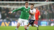 Löws Verletzungssorgen wachsen: Lars Bender fällt für die WM aus