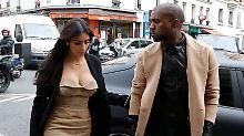 Traumhochzeit in Europa: Kim und Kanye planen rauschendes Fest