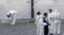 Bluttat in Brüssel: Attentäter überfallen Jüdisches Museum