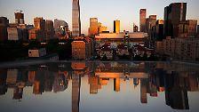 Die Millionen-Metropole Peking ist die erste chinesische Stadt in den Top25 und belegt Rang 21.