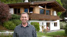 Karls Rabeder hat genug vom Millionärsdasein und will wieder frei sein.