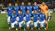 """""""Wir können gewinnen"""": Italien peilt den fünften Titel an"""