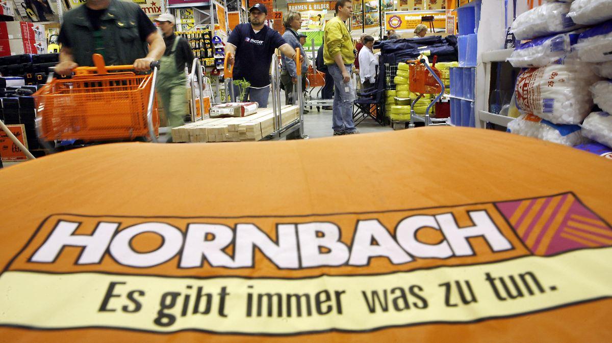 der b rsen tag hornbach aktien brechen ber 15 0 prozent ein n. Black Bedroom Furniture Sets. Home Design Ideas