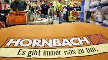 Idealer Zeitpunkt zum Einstieg?: Hornbach-Eigner verkaufen Million Aktien