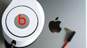 Kopfhörer sind nicht das Ziel: Apple lässt drei Milliarden Dollar für Beats springen