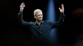 Wall Street wenig begeistert: Apple verzichtet auf die große Überraschung