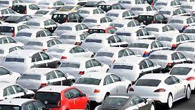 VW bleibt die Nummer eins: Neuwagenmarkt wieder auf der Erfolgsspur