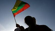 Abschied von der Litas: Litauen darf Euro einführen