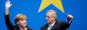Streit um Vignette geht weiter: Juncker beschwert sich bei Merkel über Maut