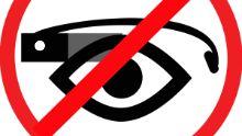 """Kein WLAN für """"Glassholes"""": Künstler kickt Googlebrille aus dem Netz"""
