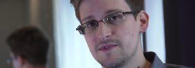 """Eine Nachricht von Edward Snowden: """"Meine Angst war unberechtigt"""""""