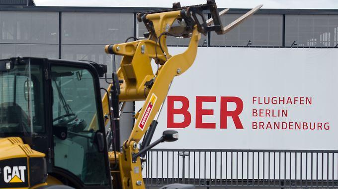 Die Baufirmen am BER haben seit 2006  Nachforderungen von 1,4 Milliarden Euro gestellt.