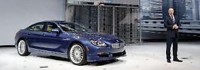 """""""Neuen Höchstwert beim Absatz"""": Vertriebschef Ian Robertson, hier auf der New York Auto Show Mitte April."""