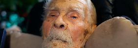 Polnischer Einwanderer aus USA: Ältester Mann der Welt ist tot