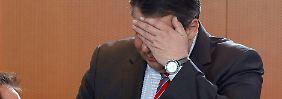 Rüstungsexportbericht 2013: Hat Sigmar Gabriel etwas zu verbergen?