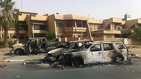 Isis rückt weiter vor: USA erwägen militärisches Eingreifen im Irak