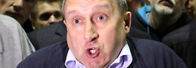 """Moskau ist empört: Ukraines Außenminister nennt Putin """"Arschloch"""""""