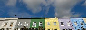 Preisexplosion auf der Insel: Großbritannien fürchtet Immobilienblase
