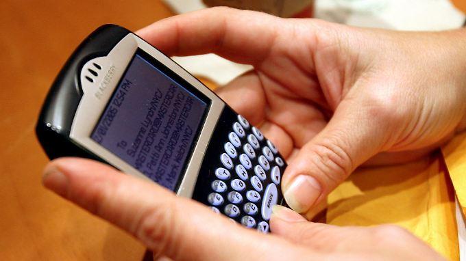Blackberry unter Beschuss: Das perfekte Handy für Terroristen?
