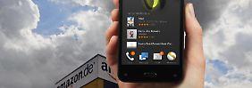 Amazon will alles wissen: Fire Phone? Lieber nicht