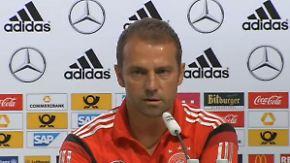 Vor dem Spiel gegen die USA: Pressekonferenz zur DFB-Taktik mit Hummels und Flick, Teil 2