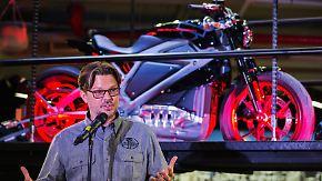 E-Bike Live Wire: Harley-Davidson elektrisiert seine Motorräder