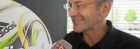 """Adidas-Chef Hainer im n-tv Interview: """"Wir werden mehr Fußbälle verkaufen als jemals zuvor"""""""