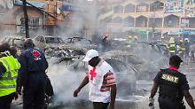 Wieder das Werk von Boko Haram?: Terroranschlag auf Einkaufszentrum in Abuja