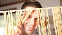 Pasta on the rocks: Geheimnisse gehören gelüftet