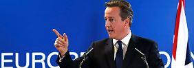 Was macht Camerons Niederlage mit der EU?: Verlierer sind gefährlich