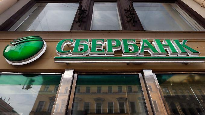 Die Sberbank sammelt vergangene Woche eine Milliarde Euro ein - und des hätte deutlich mehr sein können.