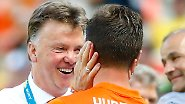 Triumph in letzter Minute: Oranje-Wahnsinn dank Klaas-Jan Huntelaar