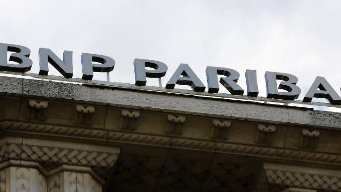 Die französische Bank akzeptiert die Milliardenstrafe.