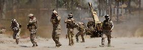 Angriffe im West-Irak: IS-Terroristen töten 15 Soldaten